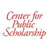 logo Center for Public Scholarship